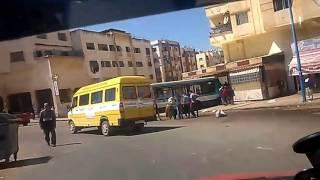 بالفيديو.. طوبيس دخل فقهوى فالبرنوصي | بــووز
