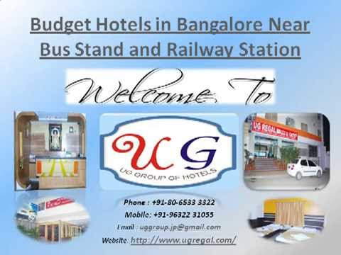Budget Hotels in Bangalore Near Bus Stand and Railway Station