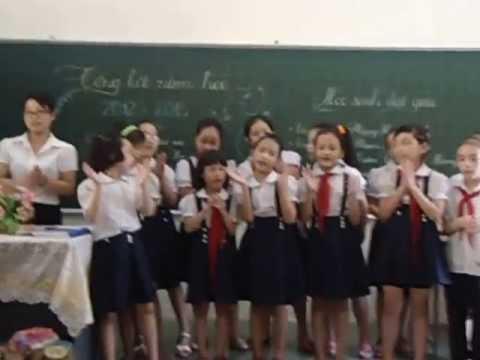 Tiếng hát tiểu học Vĩnh Tuy - phiên bản 3A5