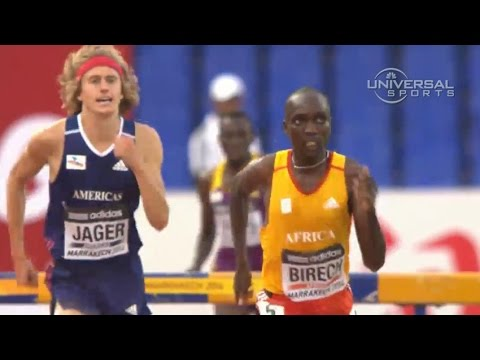 Birech wins, Jager 2nd in Steeplechase in Continental Cup - Universal Sports