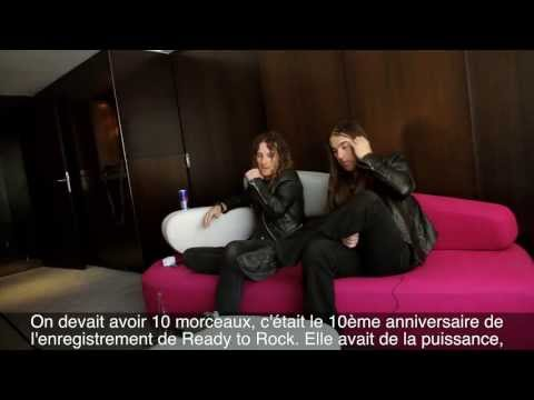 Interview de Joel et Ryan [promo Black Dog Barking]