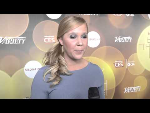 VIDEO: Amy Schumer Discusses Next Season