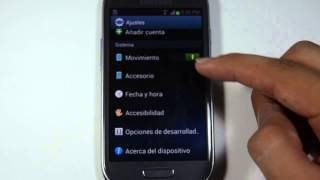 Como Activar El Modo Desarrollador/programador En Android