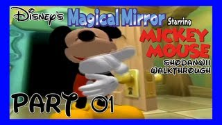 Disney's Magical Mirror Starring Mickey Mouse [1]
