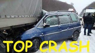 TOP 15 Car Crashes Car Crash Compilation 15 01 2017. ДТП с видеорегистраторов