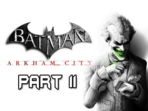 Batman Arkham City: Walkthrough Part 11  Riddler Hostages Let's Play [XBOX/PC/PS3]