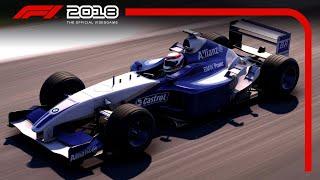 F1 2018 - Előrendelői Classic Car Reveal