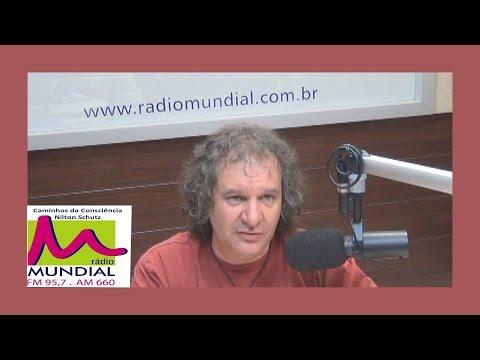 Nilton Schutz - Programa Caminhos da Consciência em 27/12/2014