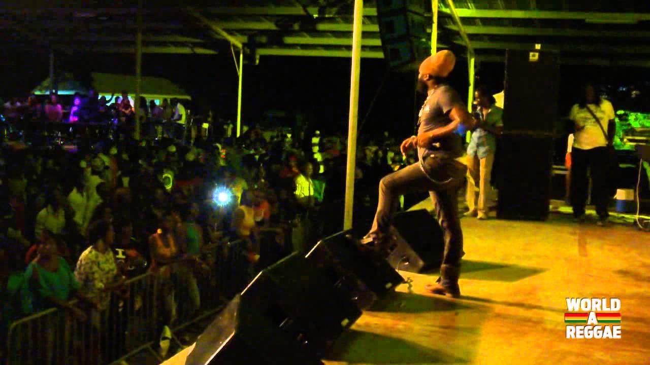Fantan Mojah - Turbulence Turbulance Jah Bless I - Unforgivable