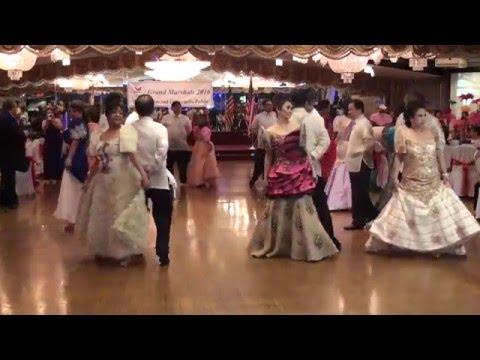 2016 PIDCI Grand Marshal Gala Rigodon-Waltz -by the Ilocano Association of America, Inc.