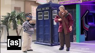 Doctor Who Meets The Nerd