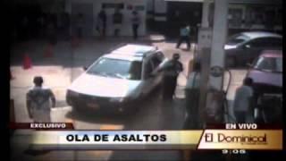 Nuevo Video Revela La Crueldad De Los Delincuentes Que
