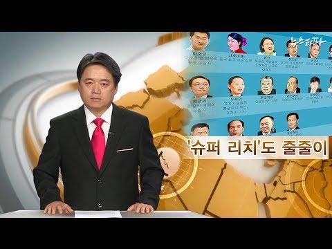 '슈퍼 리치'도 줄줄이 (뉴스타파·ICIJ '중국프로젝트')