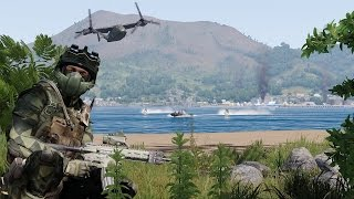 Arma 3 - Apex Launch Trailer