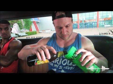 BEER + PRE-WORKOUT = MAGIC? (FT. MARC FITT, POG, GUZMAN, LOA AND MORE) | Furious Pete Talks
