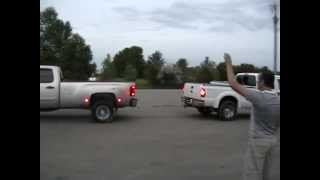 FORD F350 Vs CHEVY 3500