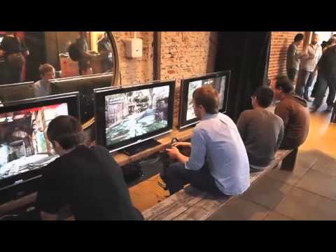 Uncharted 3 Multiplayer Preview