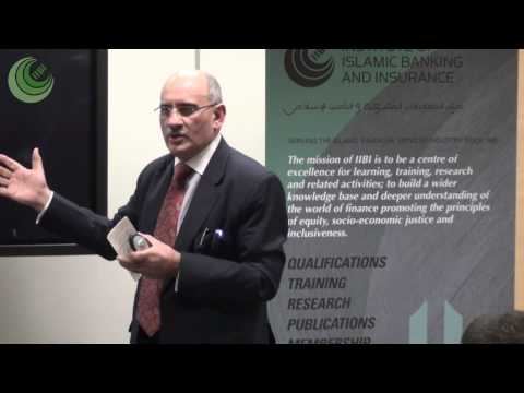Technology and Sustainable Growth for Islamic Finance | Mr Faisal Khan, 3i Infotech