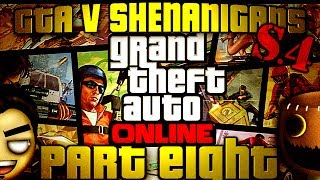 Grand Theft Auto Online: Tank? TANK!!!! (GTAV Shenanigans
