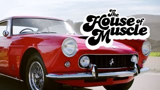 Chevy-Swapped 1962 Ferrari 250 GTE! - The House Of Muscle Ep. 5. MotorTrend.