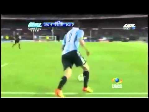Seleccion Ecuatoriana de Futbol RUMBO AL MUNDIAL BARSIL 2014