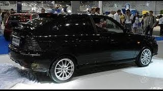 LADA Priora Coupe, ВАЗ 21728 Купе