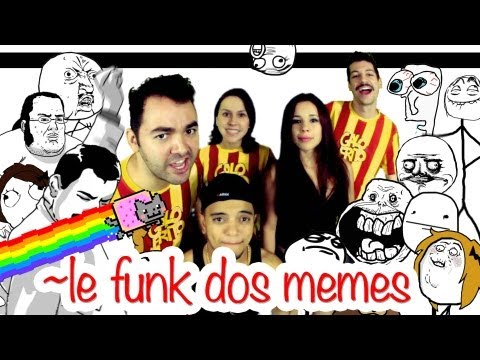 ~LE FUNK DOS MEMES - GALO FRITO