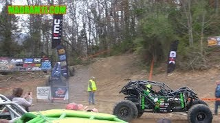 ROCK BOUNCERS BATTLE IT OUT AT WINDROCK SOUTHERN ROCK RACE. Багги Видео.