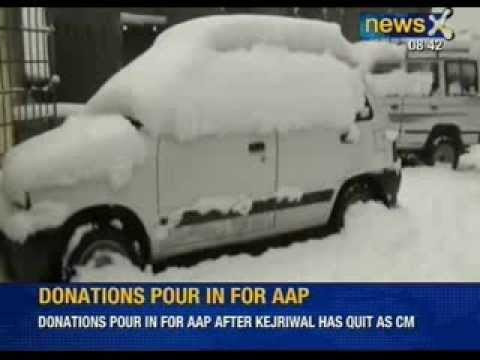 Snow, rain throws life out of gear in North India