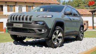 Новый Jeep Cherokee: итальянский след