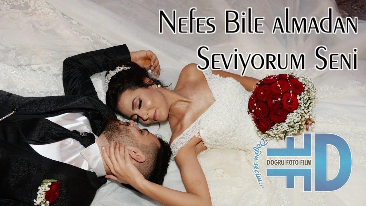 NEFES BİLE ALMADAN SEVİYORUM SENİ