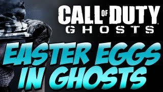 "Call of Duty: Ghosts ""EASTER EGG UPDATE"" Campaign Details (BO2 New Pack A Punch Camo)"
