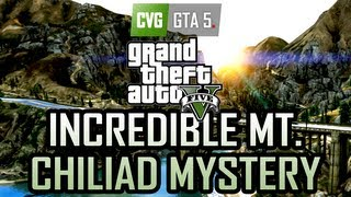 GTA 5 Conspiracy The Incredible Mount Chiliad Mystery