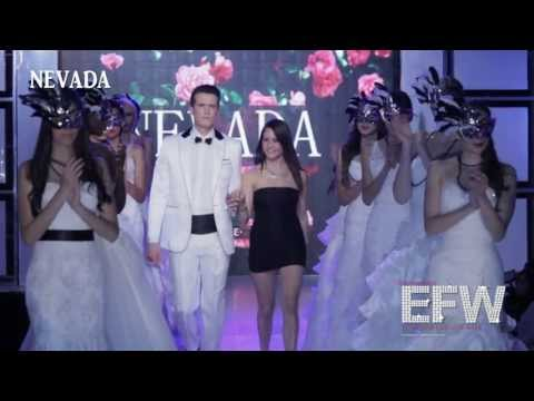 2do Día ECUADOR FASHION WEEK Diseñadora NEVADA - Videos de Moda Pierre Dulanto