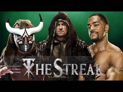 WWE 2K14: Defeat The Streak - David Otunga/El Torito (Double Episode)