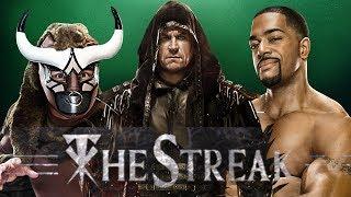WWE 2K14: Defeat The Streak David Otunga/El Torito