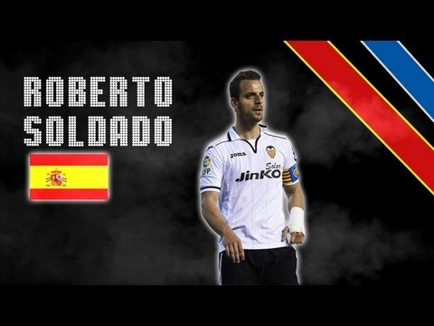 Roberto Soldado ● Best Goals Ever ● HD