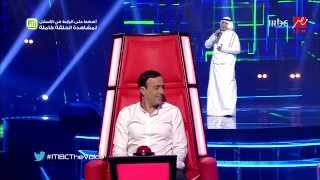 محمد هاشم - مرحلة الصوت وبس - احلى صوت 2 الحلقة 1