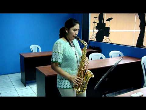 Ejercicio para saxofón