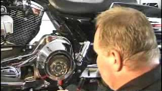 HowTo Adjust A Harley Davidson Primary Chain