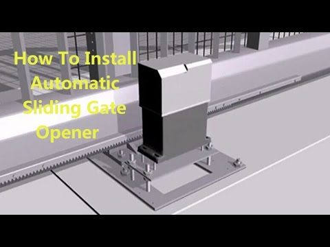 how to make an automatic gate in minecraft pe