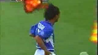 Ronaldinho Free Kick Vs. England World Cup 2002