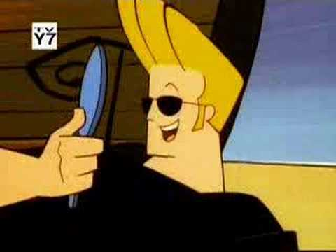 Johnny Bravo Theme Song, Theme Song of the Cartoon Johnny Bravo you know that dude with the hair
