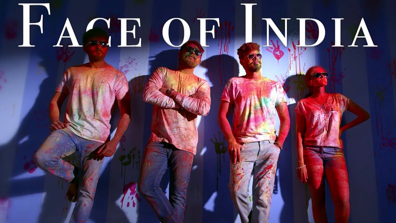 Face Of India - Music Video | 4K | Amar Geeth S | AJ | Varun Kamal | Dipak Kumar Padhy