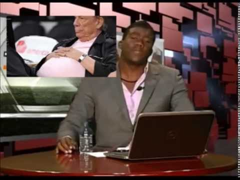 BANANA THROWING INCIDENT AND RACISM IN SPORTS: IAN ALLEYNE CHATS WITH JAMES SAUNDERS