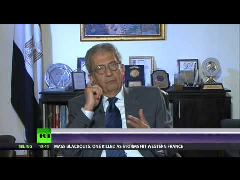 Amr Moussa: Arab Spring has not improved economy or brought stability to Egypt