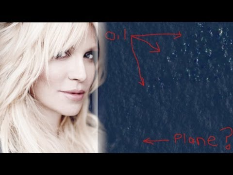 Did Courtney Love Find Missing Malaysian Flight 370?
