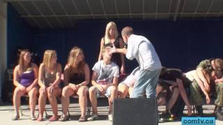 Comtv.ca COMMUNITY: Hypnotist Terry Stokes Live Show