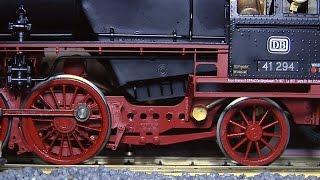 Dampflokomotive BR 41 294 als Spur 1 Echtdampf Lokomotive Deutsche Bundesbahn