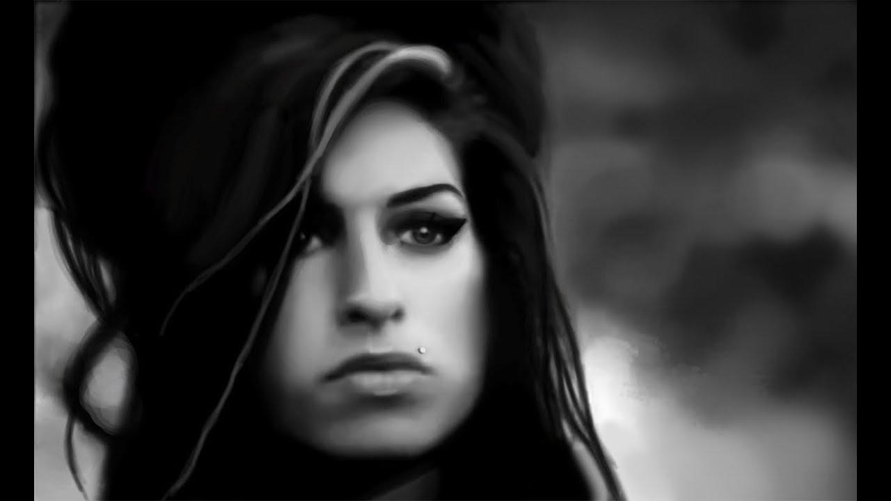 Back to Black - Amy Winehouse (Lyrics on Screen) - YouTube Amy Winehouse Back To Black